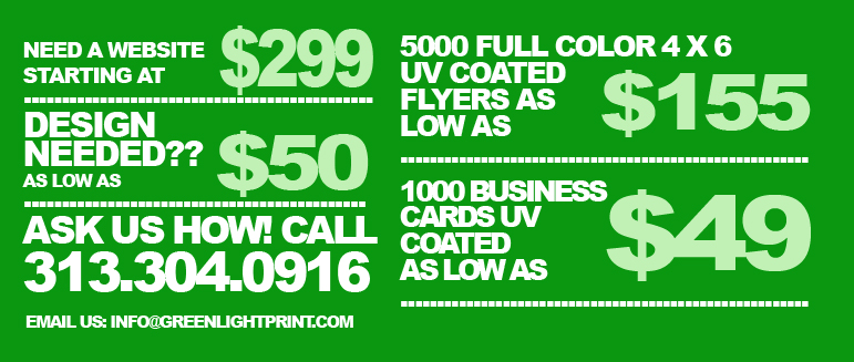 As Our Customers Already Know GreenlightPrint Is The Leading Seller Of Full Color Club Flyers Postcards And Printed